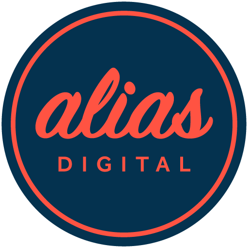 Alias Digital Web Design and UX Logo