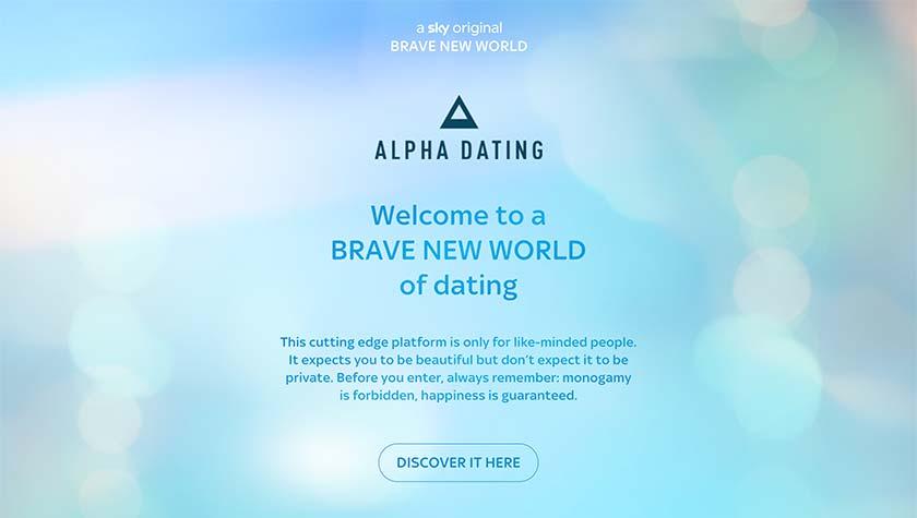 Sky Brave New World Campaign